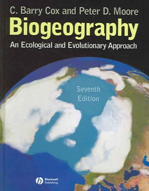 Cover of Biogeography