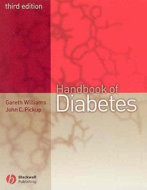 Cover of Handbook of Diabetes