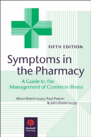 Cover of Symptoms in the Pharmacy