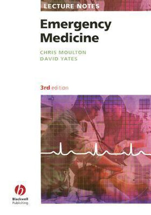 Cover of Lecture Notes: Emergency Medicine