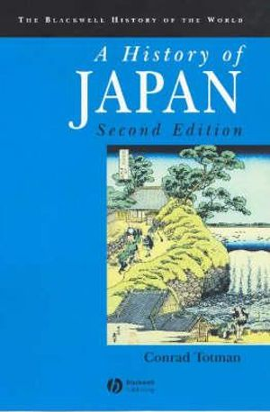 Cover of A History of Japan 2E