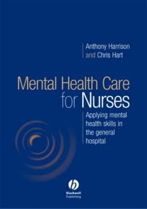 Cover of Mental Health Care for Nurses