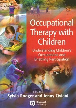 Cover of Occupational Therapy with Children