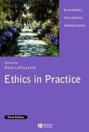 Cover of Ethics in Practice