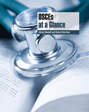 Cover of OSCEs at a Glance