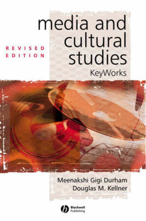 Cover of Media and Cultural Studies