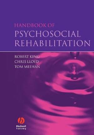 Cover of Handbook of Psychosocial Rehabilitation