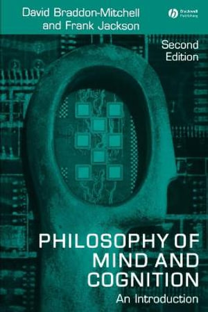 Cover of Philosophy of Mind and Cognition - an Introduction 2E