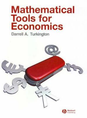Cover of Mathematical Tools for Economics