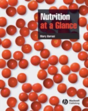 Cover of Nutrition at a Glance