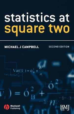 Cover of Statistics at Square Two