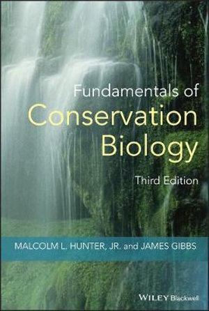 Cover of Fundamentals of Conservation Biology