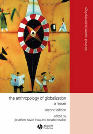 Cover of The Anthropology of Globalization