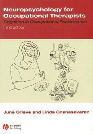 Cover of Neuropsychology for Occupational Therapists 3E