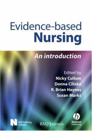 Cover of Evidence-Based Nursing