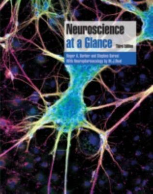 Cover of Neuroscience at a Glance