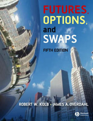 Cover of Futures, Options, and Swaps