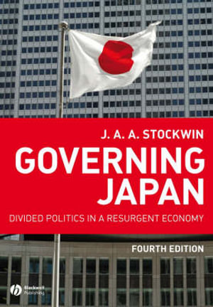 Cover of Governing Japan