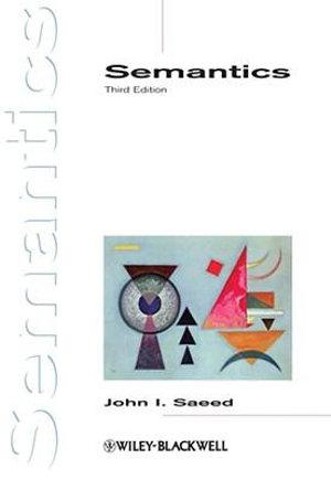 Cover of Semantics