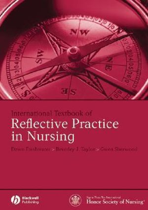 Cover of International Textbook of Reflective Practice in Nursing