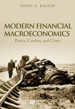 Cover of Modern Financial Macroeconomics