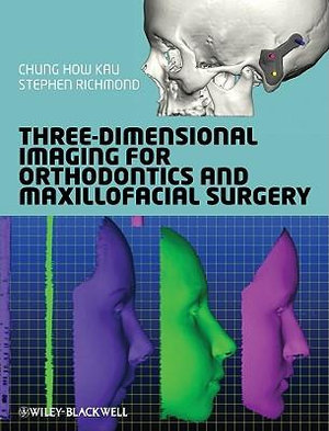 Cover of Three-Dimensional Imaging for Orthodontics and Maxillofacial Surgery