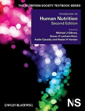 Cover of Introduction to Human Nutrition