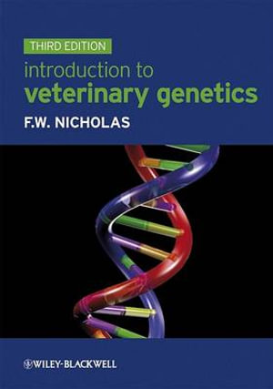 Cover of Introduction to Veterinary Genetics