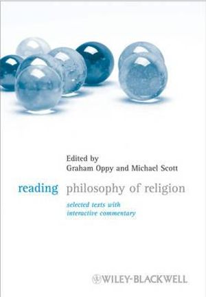 Cover of Reading Philosophy of Religion