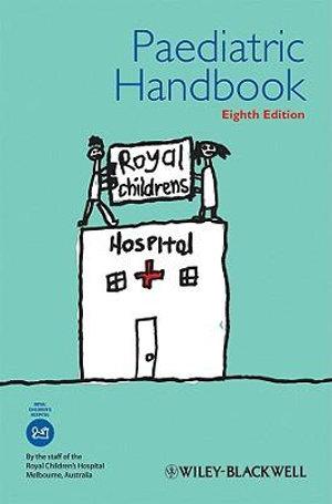 Cover of Paediatric Handbook 8E