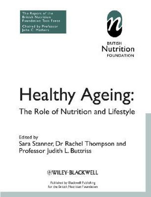 Cover of Healthy Ageing