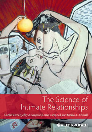 Cover of The Science of Intimate Relationships