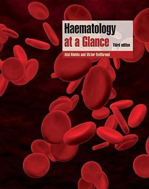 Cover of Haematology at a Glance 3E