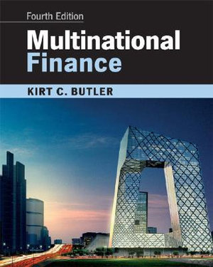 Cover of Multinational Finance