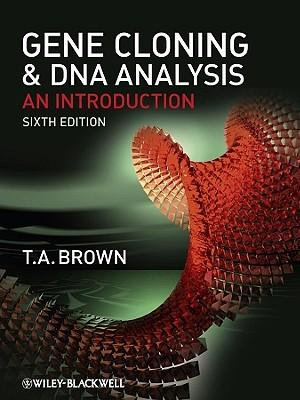 Cover of Gene Cloning and DNA Analysis 6E