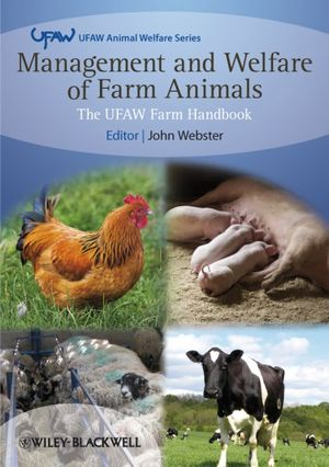 Cover of Management and Welfare of Farm Animals