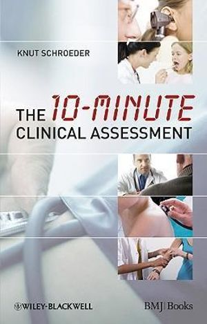 Cover of The 10-minute Clinical Assessment