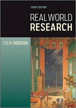 Cover of Real World Research 3E