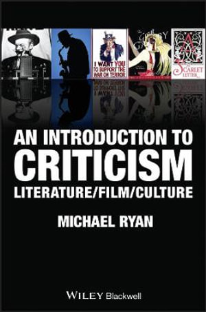 Cover of An Introduction to Criticism
