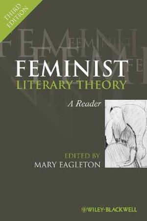 Cover of Feminist Literary Theory - a Reader 3E