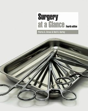 Cover of Surgery at a Glance