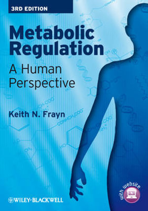 Cover of Metabolic Regulation - a Human Perspective 3E