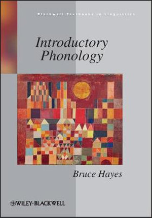 Cover of Introductory Phonology