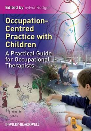 Cover of Occupation Centred Practice with Children