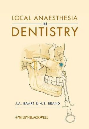 Cover of Local Anaesthesia in Dentistry