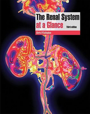 Cover of The Renal System at a Glance 3E