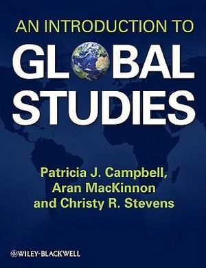 Cover of Introduction to Global Studies