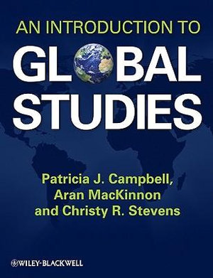 Cover of An Introduction to Global Studies