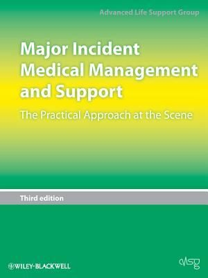 Cover of Major Incident Medical Management and Support