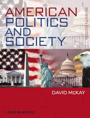 Cover of American Politics and Society 7E